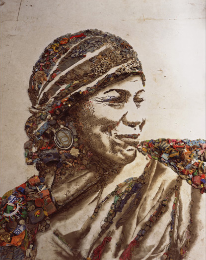 Portrait of Irma from Waste Land Gallery